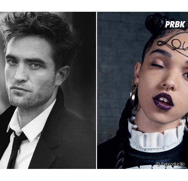 Robert Pattinson e FKA Twigs não estão mais juntos, garante revista