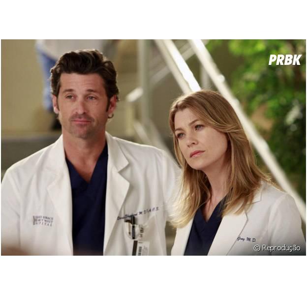 De Greys Anatomy Ellen Pompeo A Meredith Fala Sobre Morte De