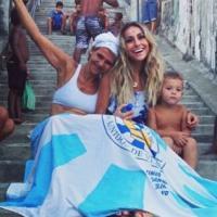 """Sabrina Sato se declara pelo Carnaval da Vila Isabel: """"Me emociono com carinho"""""""