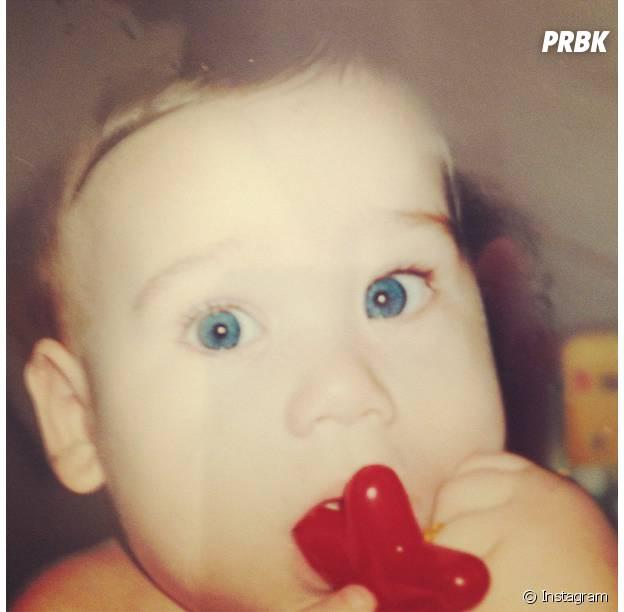 Nicolas Prattes e seus grandes olhos azuis