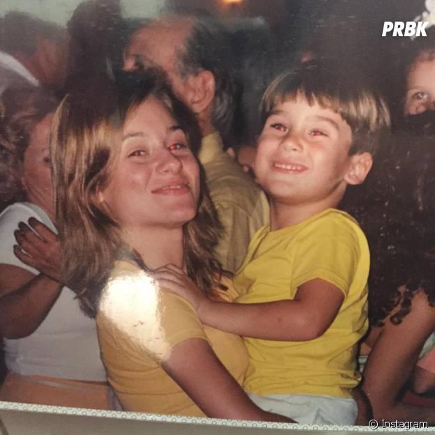 Nicolas Prattes e sua mãe mais linda!