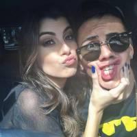"""Biel e Nah Cardoso: cantor diz que pegava a youtuber: """"Ficamos antes, durante e depois do clipe"""""""