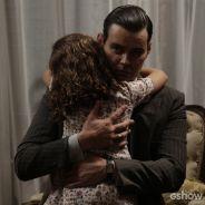 """Em """"Joia Rara"""": Manfred se emocionará ao receber um abraço de Pérola"""