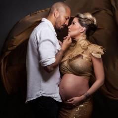 """Do """"BBB15"""", Aline Gotschalg e Fernando Medeiros comemoram nascimento do filho: """"O Lucca é lindo!"""""""