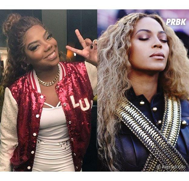 Ludmilla é a Beyoncé brasileira? Conheça sete fatos em comum entre elas!