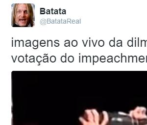 Olha a Inês Brasil aí! Será que a presidenta Dilma Rousseff está acompanhando os memes hilários na web?