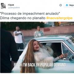 Impeachment de Dilma Rousseff: Presidente interino da Câmara suspende ação e internet reage!