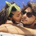 """De """"Malhação"""", Giulia Costa e Brenno Leone aparecem apaixonados no Instagram: """"Muito amor"""""""