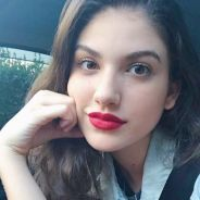 """Novela """"Êta Mundo Bom!"""": Giovanna Grigio revela que a boca é sua parte preferida do corpo!"""