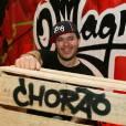 Fãs usam a hastag #chorão para lembrar do cantor Chorão do Charlie Brown Jr.