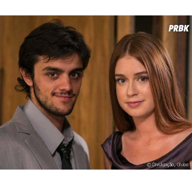 """De """"Totalmente Demais"""", novela com Marina Ruy Barbosa e Felipe Simas acaba só na segunda-feira (30)!"""