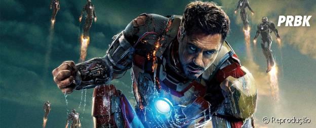 """Filme """"Capitão América 3"""": Robert Downey Jr foi rejuvenecido!"""
