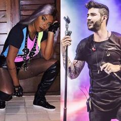 """Ludmilla e Gusttavo Lima gravam música juntos! Faixa """"Homem É Homem"""" deve ser lançada em breve"""