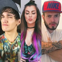 Christian Figueiredo, Nah Cardoso, Federico Devito e mais: descubra o Snapchat dos youtubers!