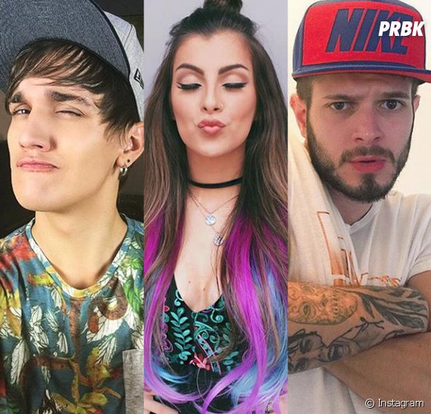 Descubra o Snapchat dos seus youtubers favoritos!