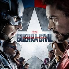 """Filme """"Capitão América: Guerra Civil"""" supera """"Zootopia"""" e é o maior sucesso de 2016!"""