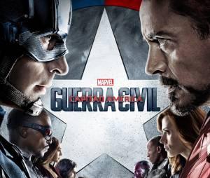 """""""Capitão América: Guerra Civil"""" é o maior filme de 2016!"""