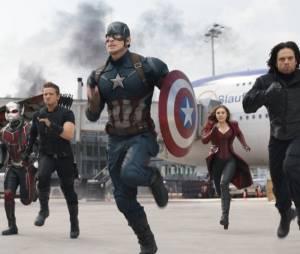 """Você não pode perder """"Capitão América 3: Guerra Civil"""" nos cinemas!"""