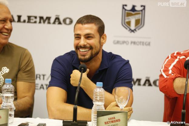 """Cauã Reymond comentou sobre sua preparação para viver traficante no filme """"Alemão"""": """"Ouvi muito funk"""""""
