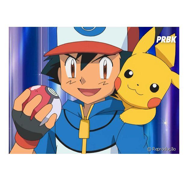 """Ash Ketchum, o protagonista de """"Pokémon"""" é inspirado em Satoshi Tajiri, desenhista do personagem"""