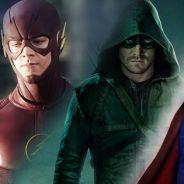 """De """"Arrow"""", The Flash"""", """"Supergirl"""" e """"Legends of Tomorrow"""": CW anuncia crossover entre as séries!"""