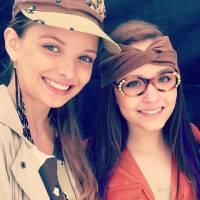 """De """"Cúmplices de Um Resgate"""": Giovanna Chaves revela fatos sobre Larissa Manoela nos bastidores!"""