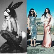"""Ariana Grande ou Fifth Harmony? Vote entre """"Dangerous Woman"""" e """"7/27"""" como melhor CD de maio!"""