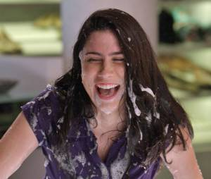 """Na reta final de """"Totalmente Demais"""",Olivia Torres se despede de Débora"""