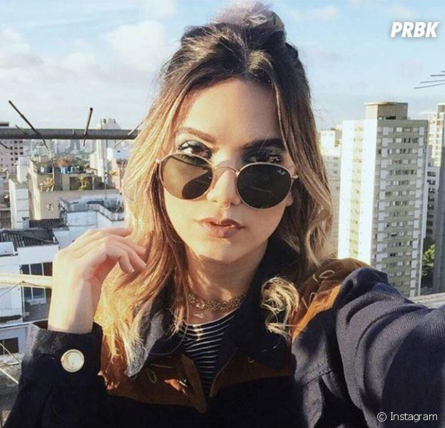 Manu Gavassi faz covers de Ariana Grande e Tiago Iorc no Instagram