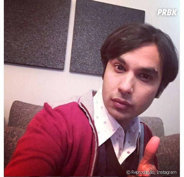 """Em """"The Big Bang Theory"""": Kunal Nayyar fala sobre possível fim da série na 10ª temporada"""