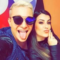 MC Gui mostra tanquinho e faz selfie com Nah Cardoso nas redes sociais!