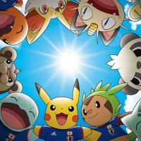 """Desenho """"Pokémon"""" é escolhido como mascote da Seleção Japonesa na Copa 2014"""