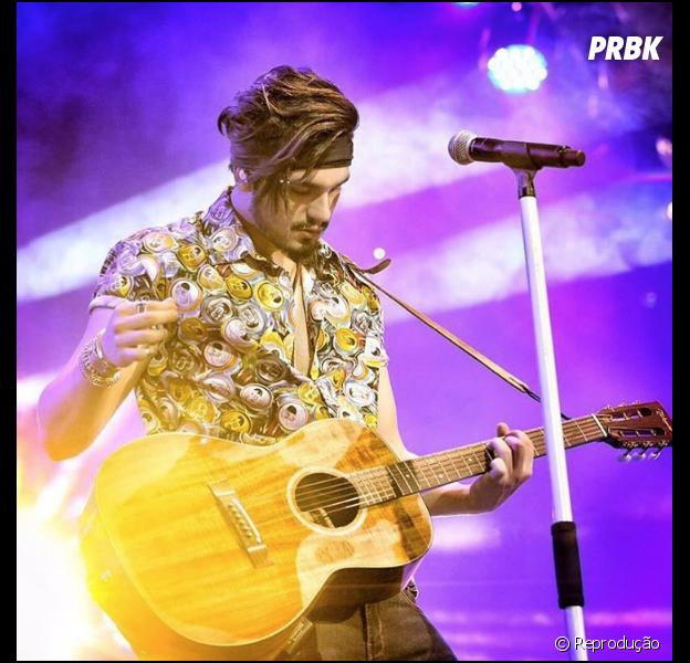 Luan Santana comemora o sucesso da nova turnê em vídeo inédito