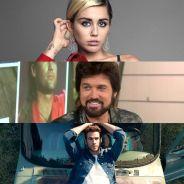 """Miley Cyrus e Liam Hemsworth estão """"muito felizes juntos"""", afirma pai da cantora"""