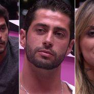 """Paredão """"BBB14"""": Diego, Marcelo e Vanessa disputam preferência do público"""
