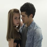 """Klara Castanho publica foto com Júlio Oliveira, de """"Os Dez Mandamentos"""", em clima de romance!"""