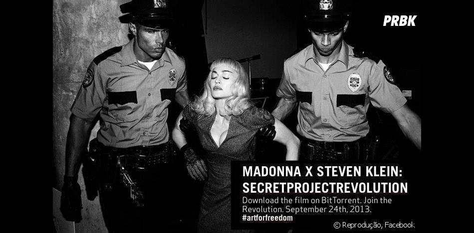 A produção tem 17 minutos e é co-produzido e co-dirigido pela popstar e o fotógrafo Steven Klein