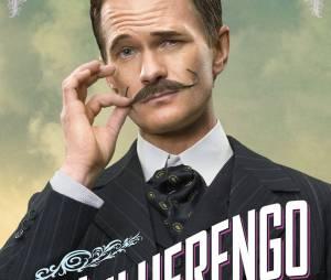 """Neil Patrick Harris em cartaz de """"Um Milhão de Maneiras de Pegar na Pistola"""""""