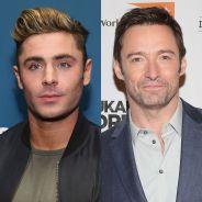 Zac Efron pode se juntar a Hugh Jackman em elenco de novo musical