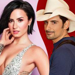 "Demi Lovato brilha no clipe ""Without a Fight"" do cantor Brad Paisley! Confira"
