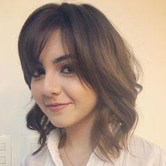 """Klara Castanho de visual novo! Atriz corta cabelo e revela: """"Uma das maiores ousadias da minha vida"""""""