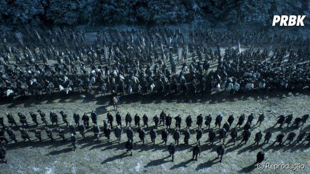 """A Batalha dos Bastardos é o meior conflito da história de """"Game of Thrones"""""""