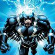 Raio Negro é um dos heróis mais destrutivos do mundo!