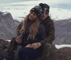 MC Guimê pediu Lexa em casamento enquanto os dois estavam no Chile