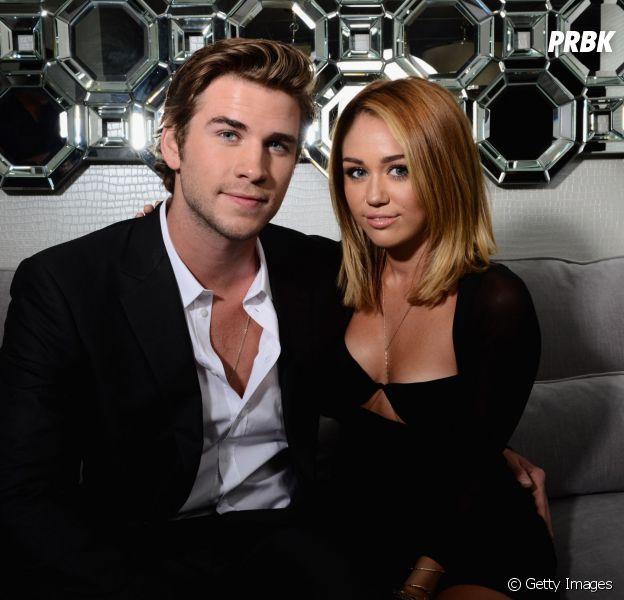Liam Hemsworth prefere deixar o relacionamento com Miley Cyrus no privado