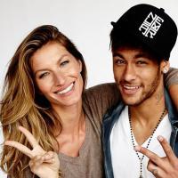 Neymar e Gisele Bündchen são capa de revista em junho, mês da Copa do Mundo