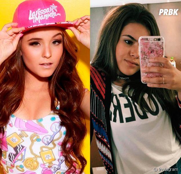Larissa Manoela e Maisa Silva ganhando como estrelas da Globo?
