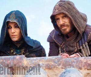 """Michael Fassbender aparece incrível na pele do protagonista Callum, em """"Assassin's Creed"""""""