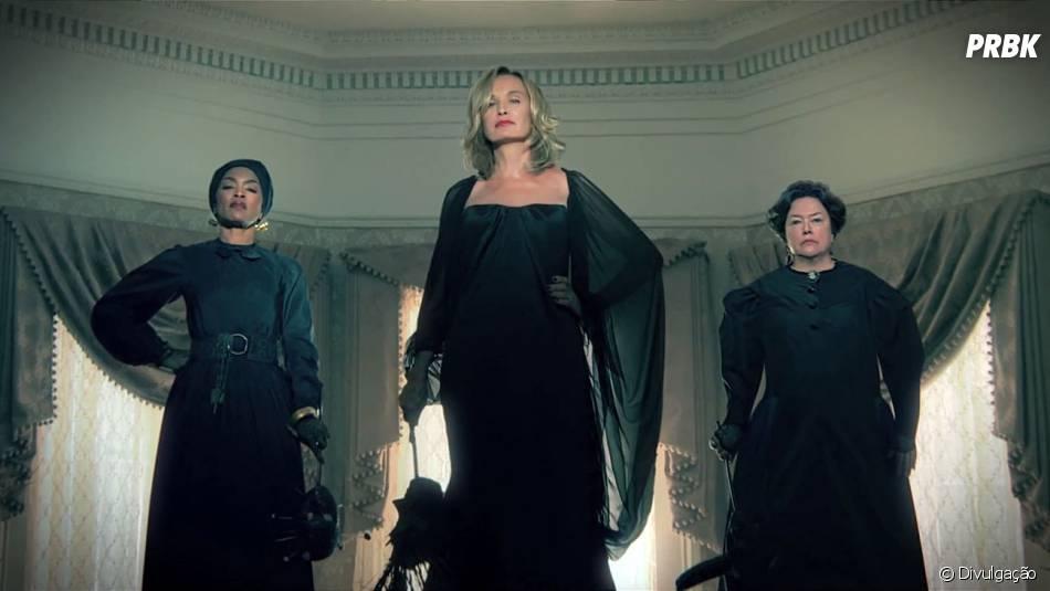 """Jessica Lange na terceira temporada de """"American Horror Story"""""""