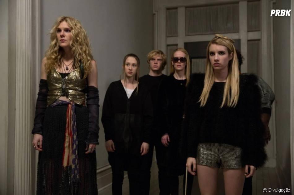 """""""American Horror Story: Coven"""" é uma comédia dramática sobrenatural"""
